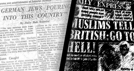 islamophobia & anti semitism