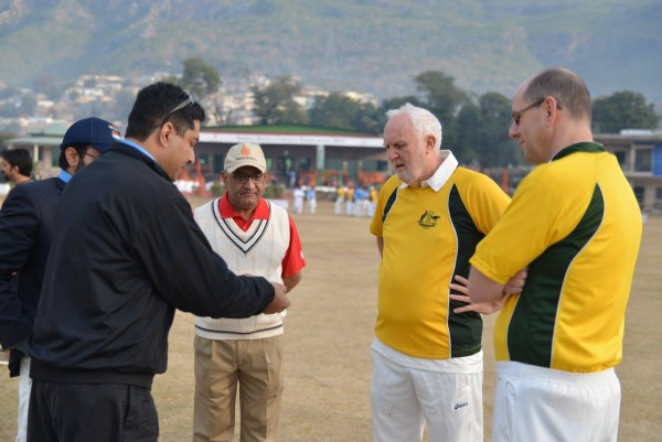 Cricket tournament received a heartening response diplomatic community in Islamabad.