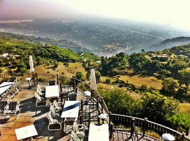 View of Monal