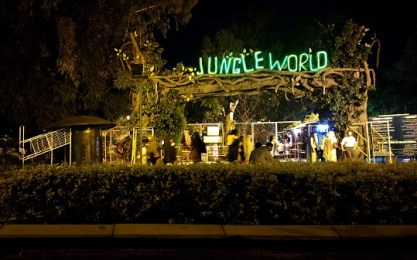 Jungle World at Ayub Park in Rawalpindi
