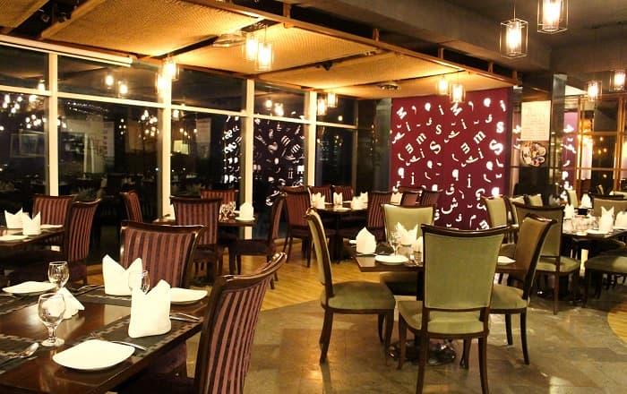 Qishmisch restaurant Islamabad. Photo: Sana Jamal