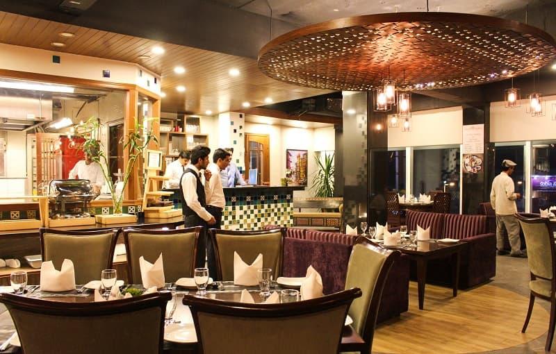 Qishmisch restaurant. Photo: Sana Jamal