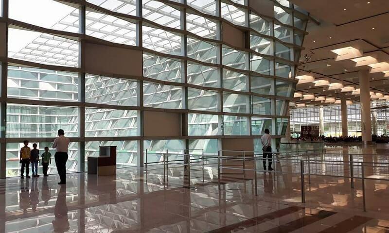 CAA DG visits new Islamabad International Airport