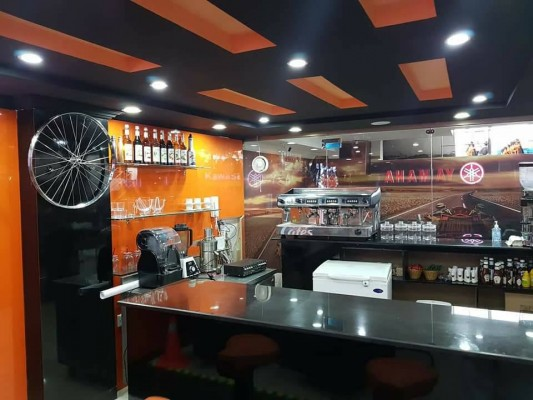 Throttle The Bikers Cafe in Islamabad