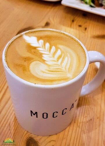 Coffee at Mocca Islamabad