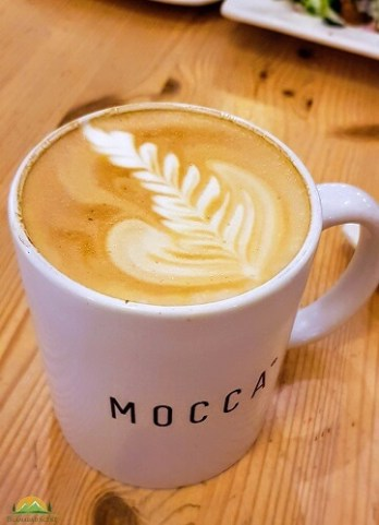 Coffee at Mocca Islamabad