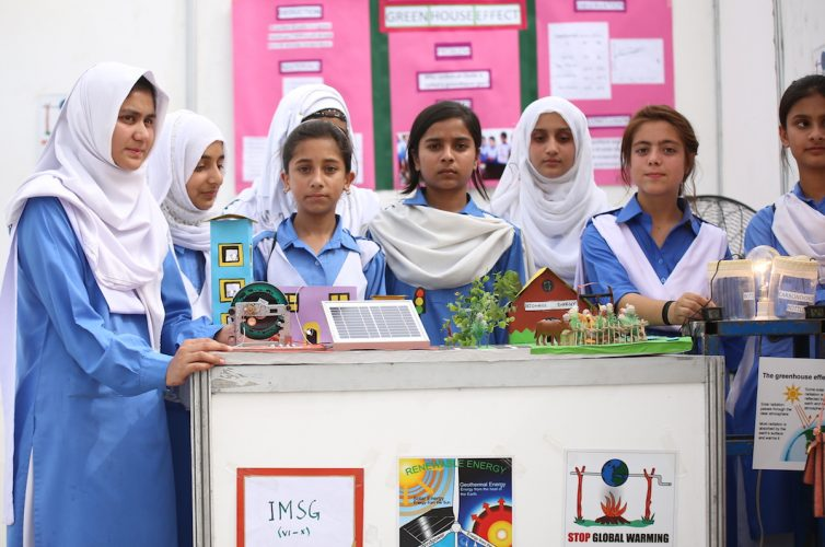 Student creativity on display at first ever Islamabad Science Festival