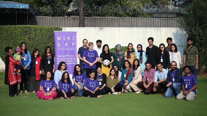'WikiGap' event by Swedish Embassy puts more Pakistani women on Wikipedia