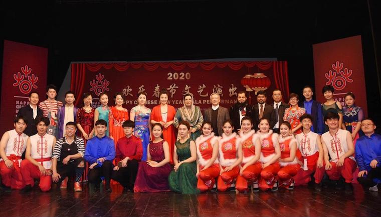 Chinese New Year celebrations kick off in Pakistan