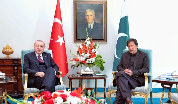 Turkish President Erdogan visits Pakistan, his 'second home'