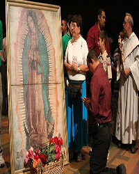 Mary Worship by Christians