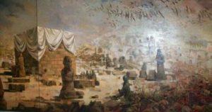 Idols round the kabah