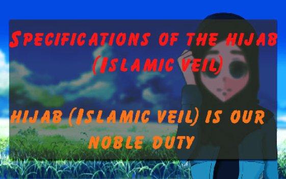hijab (Islamic veil)