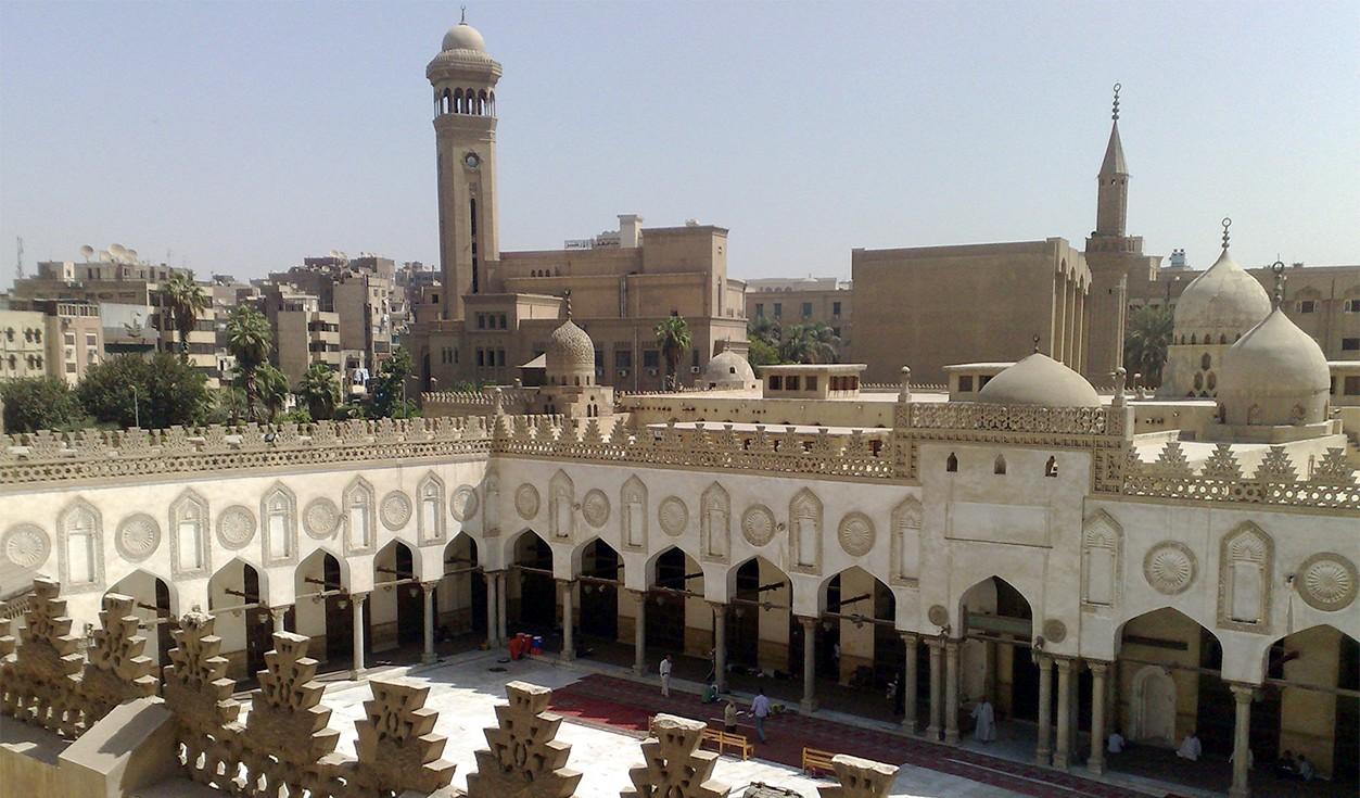 Al Azhar, Ägypten