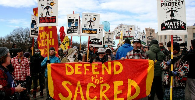 Rising with Standing Rock: A Muslim's Perspective on the Struggle of Indigenous People