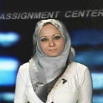 Photo of Hijabi News Anchor Breaking Barriers