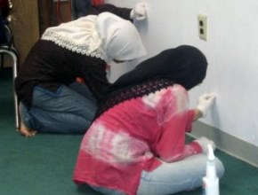 Photo of Cleanup Day at the Masjid