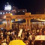 Photo of Abdullah Shah Ghazi Shrine Attacked in Karachi