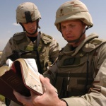 Photo of Army of Jesus? One Man's Fight against a US Military 'Crusade'