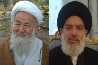Photo of Ayatollah Muhammad Shahabadi and Ayatollah Ali Milani Pass Away