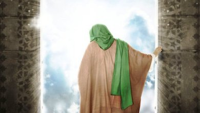 Photo of Imam Mahdi's (ajfs) Calling