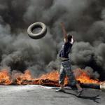 Photo of Palestine Burns