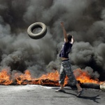 Photo of Palestine Burns