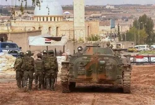 Syrian Army Continues Field Progress, Caucasus Militants Split from Qaeda