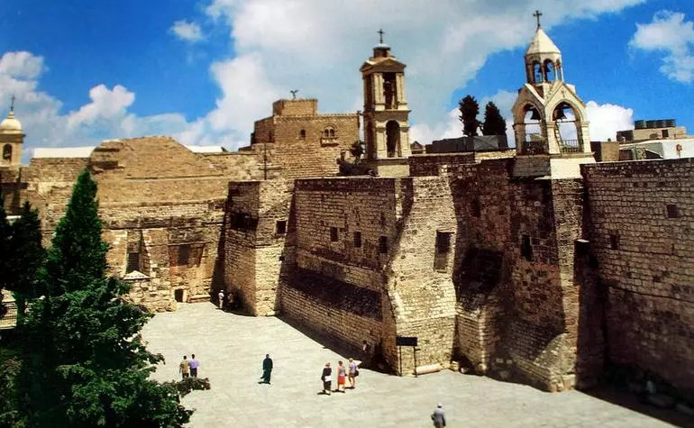 Image result for the church of the nativity bethlehem