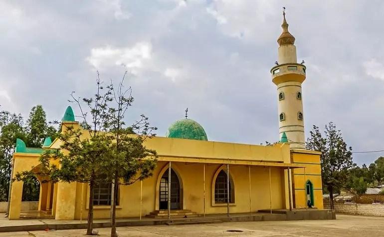 Najashi Mosque