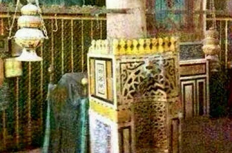 Mihrab of Tahajjud