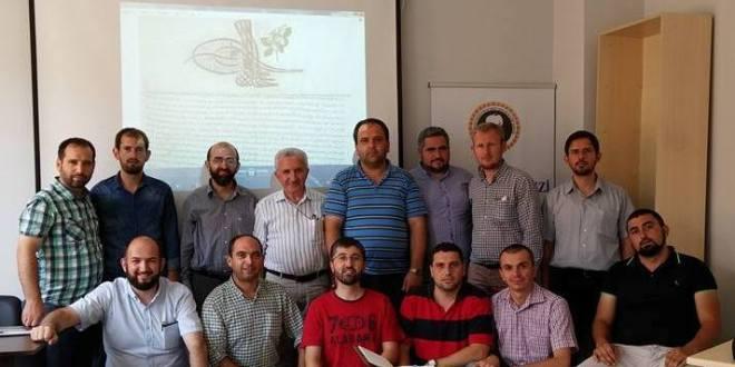 Bulgaristanlı ilâhiyatçılar derneği önemli bir hizmet