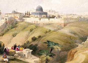 Palestina dan Nubuwat Akhir Zaman 1