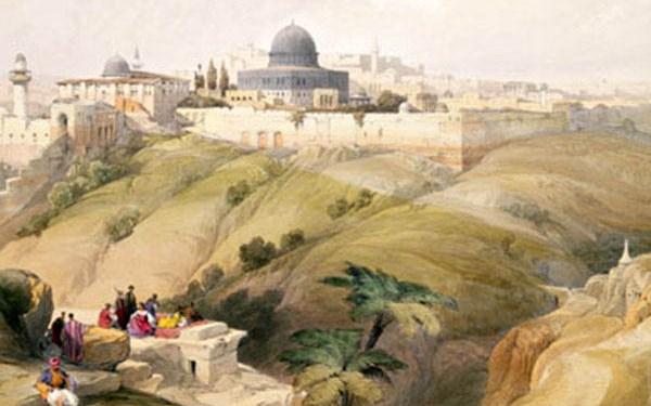 Ini Dia Konvensi Umar atas Al-Quds 1
