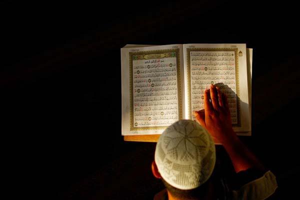 Hukum Tidak Bisa Baca Al-Quran