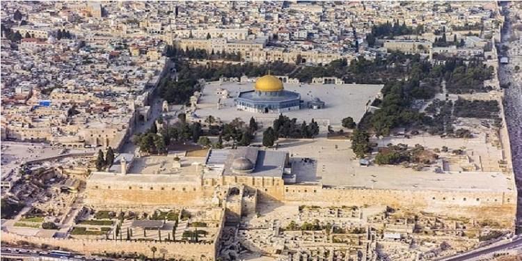 Yerusalem. Foto: Satu Harapan