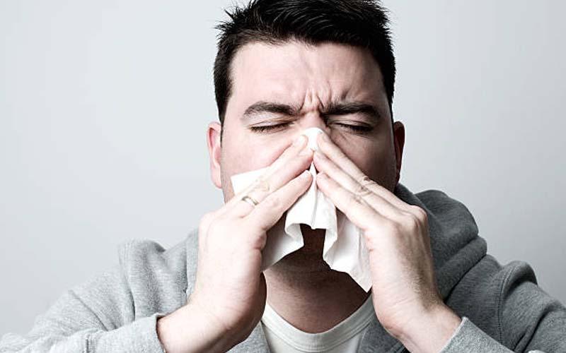 flu bisa mematikan Penyebab sesak nafas yang pertama: