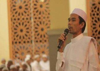 Ustad Abdul Somad  Foto: Google Images