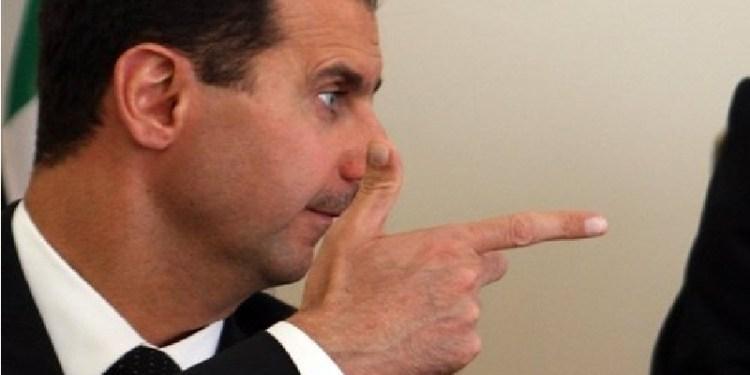 Bashar al-Assad. Foto: Janoubia