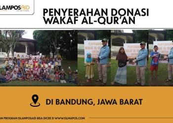 IslamposAid Salurkan 40 Al-Qur'an dan 10 Iqra ke Sekolah Cermat, Bandung 7