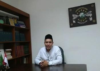 Sekjend LD PBNU DR. Moch. Bukori Muslim, Lc., MA. Foto: Rhio/Islampos.