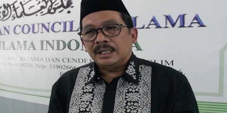 Wakil Ketua Umum MUI Zainut Tauhid Sa'adi. Foto: Rhio/Islampos.