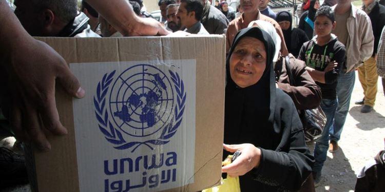 Bantuan untuk warga palestina. Foto: PIC