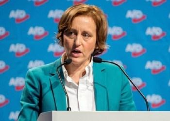 Anggota parlemen Jerman, Beatrix von Storch. Foto: DPA