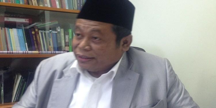 Ketua Pengurus Besar Nahdlatul Ulama (PBNU) Marsudi Syuhud. Foto: Tommy/Islampos.