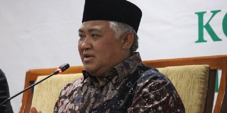 Din syamsuddin  Foto: Tribun Islam