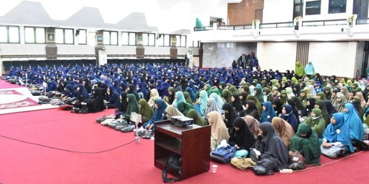 Gebyar Mahasiswa Muslimah Indonesia (GMMI). Foto: Istimewa.