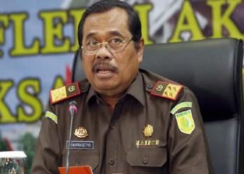 Jaksa Agung, H. M Prasetyo  Foto: poskotanews.com