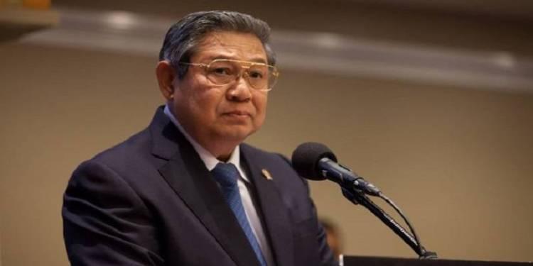 Ketua Umum Partai Demokrat, Susilo Bambang Yudhoyono  Foto: Infonawacita
