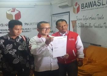 Tim Advokasi Pasangan Hasanah. Foto: Saifal